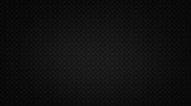 diamond shape patterned black silk background