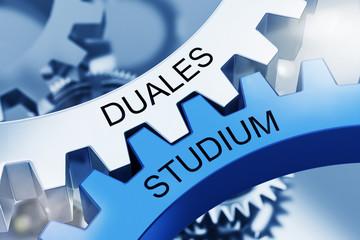 DUALES STUDIUM - Metall Zahnräder