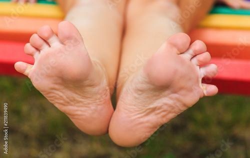 Female soles pics