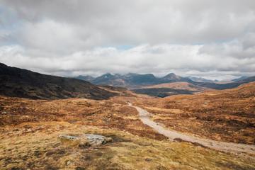Mamores, Highlands of Scotland