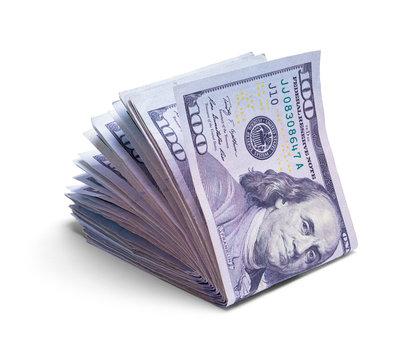 Bent Wad of Money