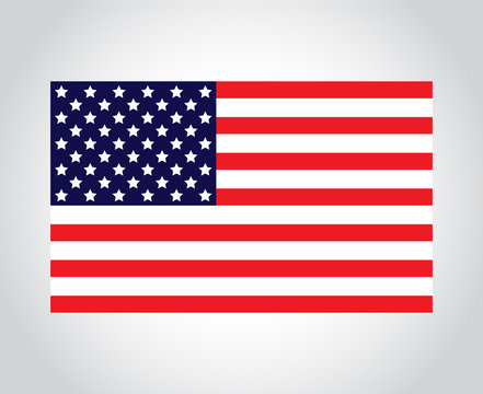 Basic American Flag