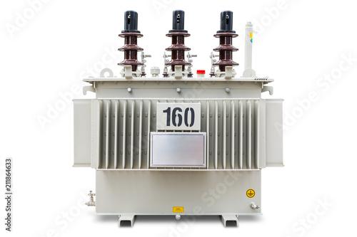 160 kVA Oil immersed transformer
