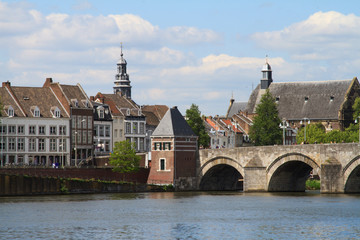 Maastricht is a city and a municipality in the southeast of the Netherlands. It is the capital and largest city of the province of Limburg.