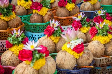 Hindu Opfergaben