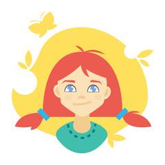 Avatar of a girl.