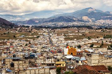 San Andrés Xecul, Guatemala