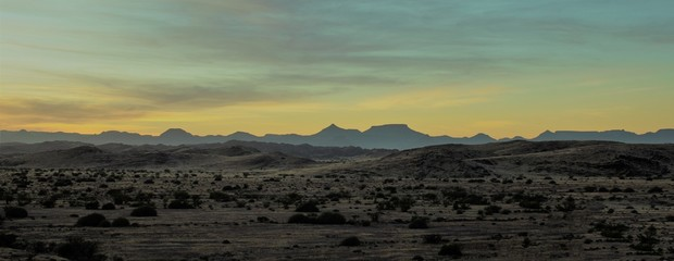 Fototapeta Namibia deserto