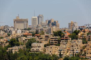 Residential quarters of Jerusalem
