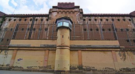 Cárcel de La Modelo en Barcelona, Catalunya, España