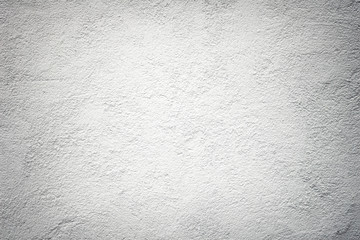 Gray background of concrete wall, whitewashing, primer, old, grunge, stone texture, construction