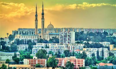 Printed roller blinds Algeria Emir Abdelkader Mosque in Constantine, Algeria
