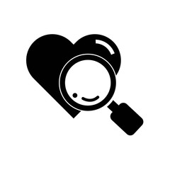 Medical heart scan icon vector icon. Simple element illustration. Medical heart scan symbol design. Can be used for web and mobile.