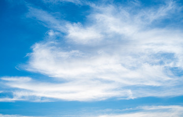 evening sky, sunset, beautiful clouds