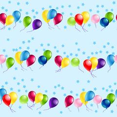 Holiday balloons row