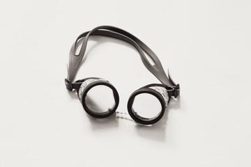 Welding glasses.Vintage glasses