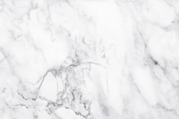 Natural white marble texture for luxurious background