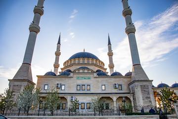 Mosque in Gudermes