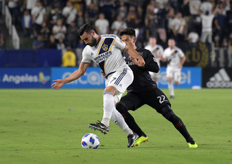 MLS: D.C. United at Los Angeles Galaxy
