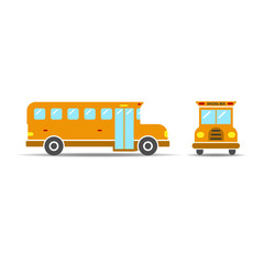 school bus icon