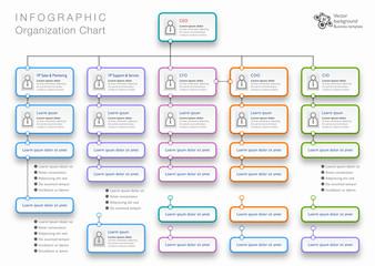 Organization Chart #Vector Graphics