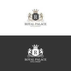 Royal Place Logo in vector