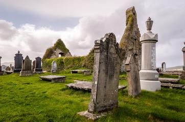 Cemetery. Scotland, Great Britain