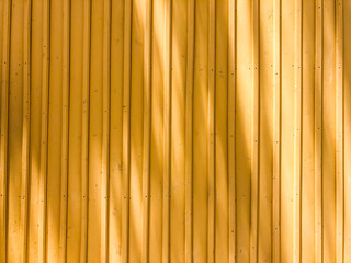 Wooden, nature Texture. Yellow abstract background. Close-up
