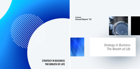 Set of modern design abstract templates. Creative business background with colourful fluid gradient shapes for promotion, banner, brand printing, business, decoration, branding