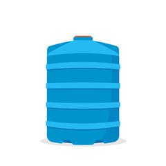Rainwater tank icon