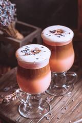 World of coffee pleasure