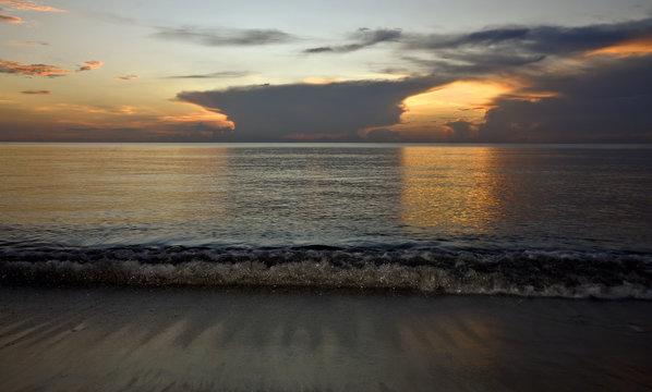 Hobe Sound Sunrise / Sunrise from Hobe Sound Beach, Florida