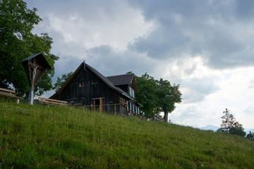 Alphütte Gsohl