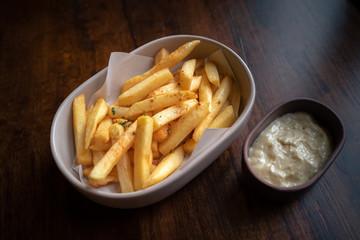 Potato french fried