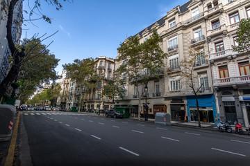 Türaufkleber Buenos Aires Avenida de Mayo - Buenos Aires, Argentina