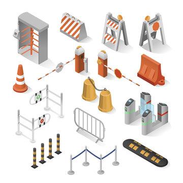 Urban security elements