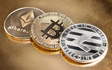 Modern cryptocurrencies