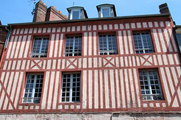 Französisches Fachwerk