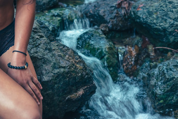 Hands Chasing Waterfalls
