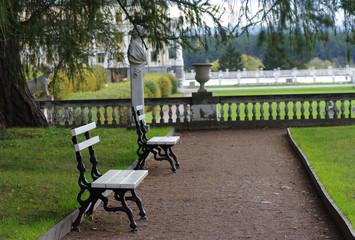 Arkhangelskoye historical estate in Krasnogorsky District