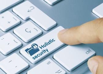 Holistic security