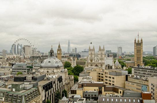 Westminster Skyline, London