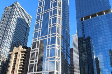 USA - Chicago City View