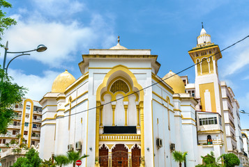 Istiklal Mosque in Constantine, Algeria