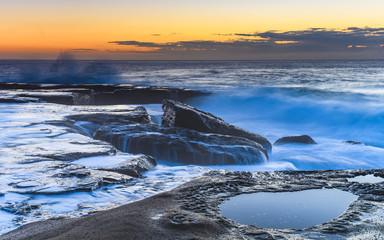 Water Everywhere Seascape