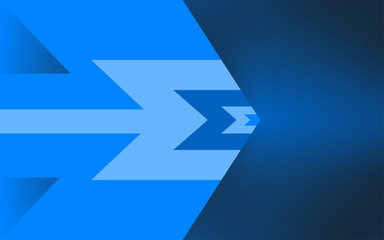 arrow graphic vector design background