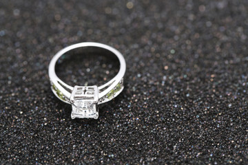 Beautiful diamond ring,Wedding ring