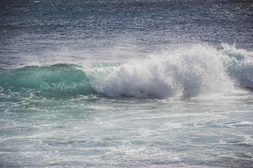 gran canaria scene, wonderful waves, canary islands, waves and surfing time