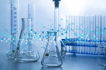 molecole, chimica, fisica, sfondo