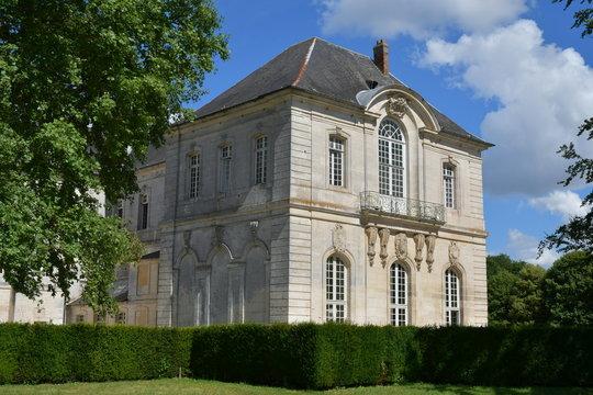 Abbaye du Bec-Hellouin (France)